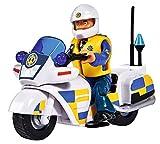 Simba 109251092 – Sam Le Pompier de Police avec Figurine Malcolm, avec...