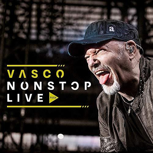 Vasco Nonstop Live (2CD+2DVD+BRD+Booklet) (5 CD)