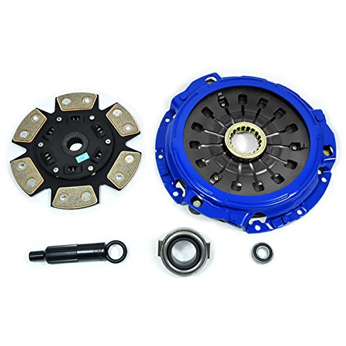 PPC STAGE 3 CLUTCH KIT WORKS WITH 2000-2005 MITSUBISHI ECLIPSE GT GTS 3.0L V6 SOHC SPYDER