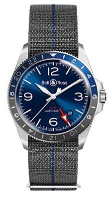 Bell & Ross BR V2-93 GMT Blue Watch