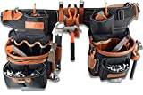 Men's leather tool belt, Leather tool pouch, Framer tool belt pouch, Builder tool belts, tool belt bags, Carpenter tool belt, Carpenters tool belts for men, Best carpenter's tool belt for construction