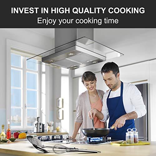 Product Image 6: Stainless Steel Kitchen Utensil Set- Fungun 28 Pcs Cooking Utensils - Nonstick Kitchen Utensils <a href=