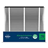 Aprilaire 216 Replacement Furnace Air Filter for Aprilaire Whole Home Air Purifiers, MERV 16, Allergy, Asthma, & Virus Furnace Filter (Pack of 1)