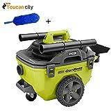 Ryobi 6 Gal. Wet/Dry Vacuum...