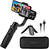 Hohem iSteady Mobile Plus Stabilizzatore cardanico a 3 assi per smartphone Gimbal Phone con controllo APP Stabilizzatore cardanico palmare per Phone X XR Xs Gimbal utilizzato per Vlog Youtuber