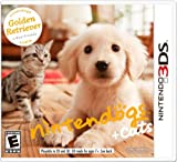 Nintendogs + Cats: Golden Retriever and New Friends (Video Game)