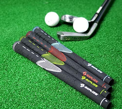 Product Image 6: SAPLIZE Golf Grips Set 13 Pieces with Regripping Kit Midsize Anti-Slip Rubber Red Golf Club Grips