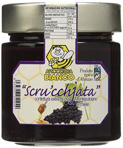 Apicoltura Bianco - Scrucchjata duva Montepulciano e miele  Prodotto tipico dAbruzzo - Italy