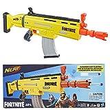 Hasbro Nerf- AR-L (Blaster Scar Ufficiale con 20 dardi Nerf Fortnite), Multicolore, 6.7 x 78.7 x 33.7 cm, E6158EU4
