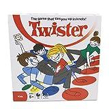 crayfomo Jeu de Société - Twister /Jeux de fête de Twister Jeux de...
