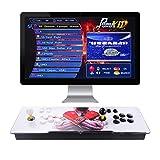 TAPDRA Pandora 12 Joystick y botones multijugador Consola arcade Maquinas de juegos arcade para el hogar, 3340 Videojuegos clasicos retro Todo en uno Sistema mas nuevo CPU avanzada Compatible con HDMI