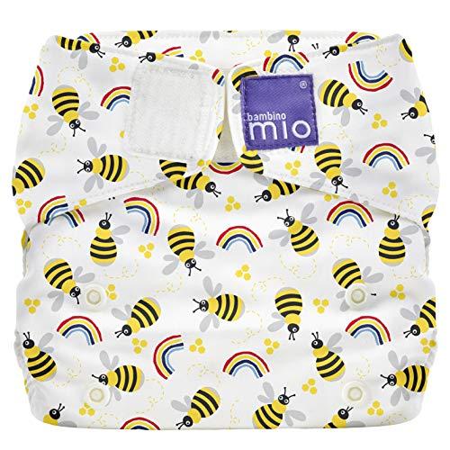 Bambino Mio Miosolo All-in-One Cloth Diaper, Honeybee Hive