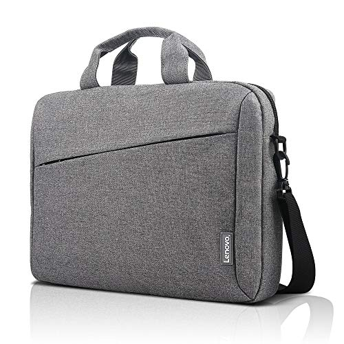 Lenovo Casual Laptop Briefcase T210 (Toploader) 15.6-inch (39.6 cm) Water Repellent Grey