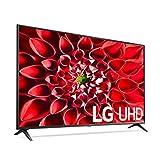 "LG 65UN7100 - Smart TV 4K UHD 164 cm (65"") con Inteligencia Artificial, HDR10 Pro, HLG, Sonido Ultra Surround, 3xHDMI 2.0, 2xUSB 2.0, Bluetooth 5.0, WiFi [A], Compatible con Alexa"