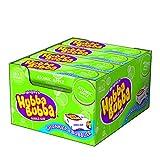 Wrigleys Hubba Bubba Chewing-Gums Goût Pomme Verte, 20 Paquets de 5...