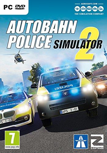 Autobahn Police Simulator 2 (PC DVD) (New)
