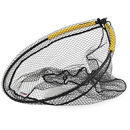 Tubertini Testa di Guadino da Pesca Testa Guadino Gorilla Eva 60x50 cm per Mare Fiume Trota Lago Filettatura Universale