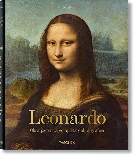 Leonardo - Obra completa de pintura e desenho