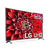 LG 82UN85006LA - Smart TV 4K UHD 207 cm (82') con Inteligencia Artificial, Procesador Inteligente α7 Gen3, Deep Learning, 100% HDR, Dolby Vision/ATMOS