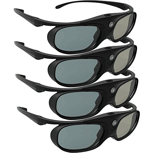 DLP Link 3D Glasses, ELEPHAS 144Hz...