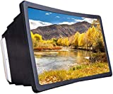 SBA999 HD Big Screen Mobile Enlarged | 3D Screen Projector | Magnifier Eye-Protective/Foldable/Lightweight/Anti-Radiation | Easy To Carry Box for All Smartphone Devices