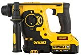 DeWalt DCH253M2-QW Marteau perforateur SDS-Plus 3 modes 18V - Travaux de...