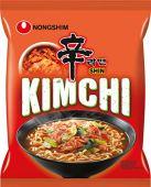 Nongshim kimchi ramyun - lamen vegetal picante - importado de corea
