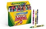 Cere Crayola MEGA Confezione da 64 risparmio