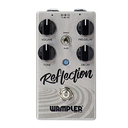 Wampler Reflection Guitar Effects Pedal