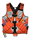 High Visibility Tool Vest with...