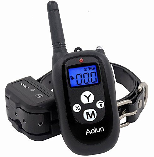 Shock Collar for Dogs,Dog Training Collar with...
