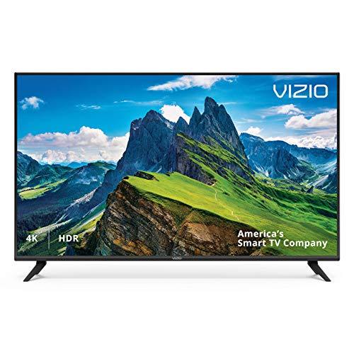 VIZIO 50in Class 4K Ultra HD (2160P) HDR Smart LED TV (D50x-G9 / V505-G9) (Renewed)