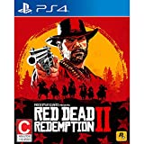 Red Dead Redemption 2 Playstation 4 (Video Game)