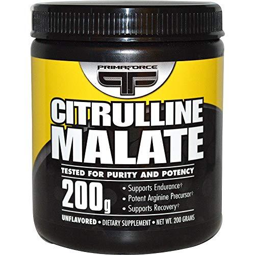 Primaforce Primaforce Citrulline Malate, 200 gram, Pack of 2