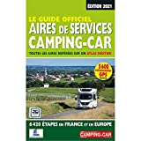 Le guide officiel Aires de services camping-car