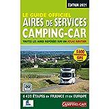 Le guide officiel Aires de services camping-car