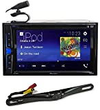 Pioneer AVH-200EX 6.2' in-Dash DVD Bluetooth Receiver iPhone/Android/USB+Camera