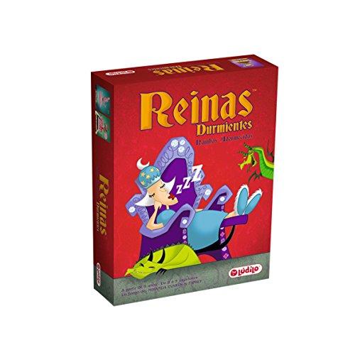 Lúdilo- Reinas Durmientes, Multicolor (80363)