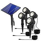 MOON-DE-AGE Solar Spotlights...image