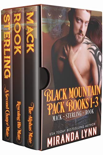 Black Mountain Pack Books 1-3 by [Miranda Lynn]