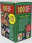 100 Baseball Cards in sealed packs.! Original unopened wax and foil CARDS Blaster Box Great gift!