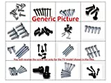Westinghouse LTV-32W6 Complete Screw Set for Base Stand Pedestal and Neck