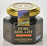 Pure Authentic Shilajit Siberian Mumijo, 100 grams, 3.5 OZ