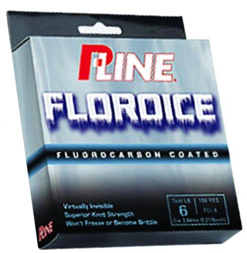 P-Line Floroice Ice Fishing Line