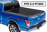 RetraxONE MX Retractable Truck Bed Tonneau Cover | 60373 | Fits 2015-2020 Ford F-150 Super Crew & Super Cab  5' 6' Bed