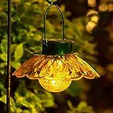 Solar Flower Lanterns...image