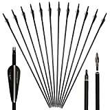 Huntingdoor Archery 30' Carbon Target...