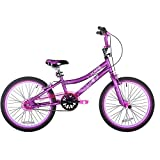 Kent 20' 2 Cool BMX Girl's Bike, Satin Purple