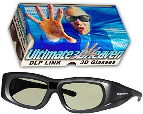 51o93zI7ArL - The 7 Best 3D Active Glasses in 2020