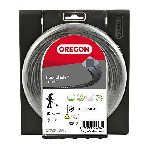 Oregon, Filo per tosaerba Flexiblade, 4,0 mm x 21 m, 111085E